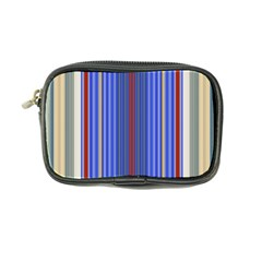 Colorful Stripes Background Coin Purse