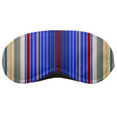 Colorful Stripes Background Sleeping Masks