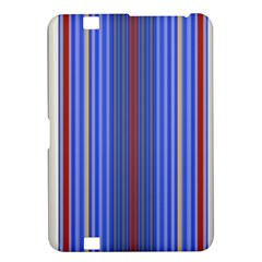 Colorful Stripes Background Kindle Fire HD 8.9
