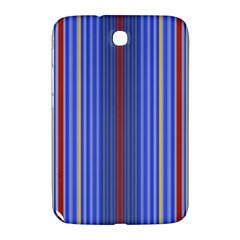 Colorful Stripes Background Samsung Galaxy Note 8 0 N5100 Hardshell Case
