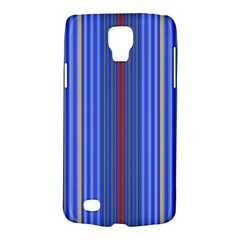 Colorful Stripes Background Galaxy S4 Active