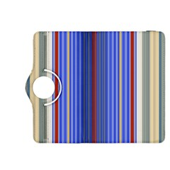Colorful Stripes Background Kindle Fire Hdx 8 9  Flip 360 Case