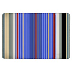 Colorful Stripes Background iPad Air Flip
