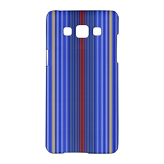 Colorful Stripes Background Samsung Galaxy A5 Hardshell Case