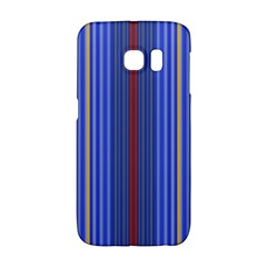 Colorful Stripes Background Galaxy S6 Edge