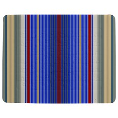 Colorful Stripes Background Jigsaw Puzzle Photo Stand (rectangular)