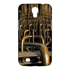 Fractal Image Of Copper Pipes Samsung Galaxy Mega 6 3  I9200 Hardshell Case