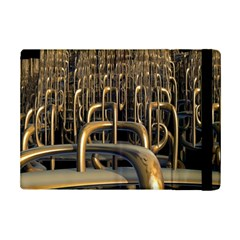 Fractal Image Of Copper Pipes Ipad Mini 2 Flip Cases