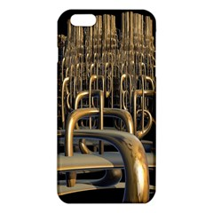 Fractal Image Of Copper Pipes Iphone 6 Plus/6s Plus Tpu Case