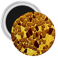 Yellow Cast Background 3  Magnets