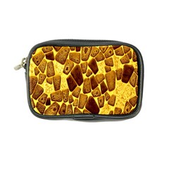 Yellow Cast Background Coin Purse