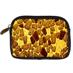 Yellow Cast Background Digital Camera Cases