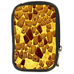 Yellow Cast Background Compact Camera Cases