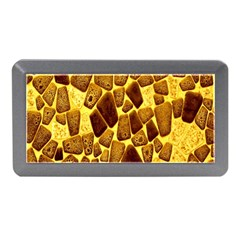 Yellow Cast Background Memory Card Reader (Mini)