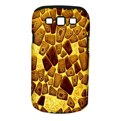 Yellow Cast Background Samsung Galaxy S Iii Classic Hardshell Case (pc+silicone)