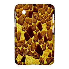 Yellow Cast Background Samsung Galaxy Tab 2 (7 ) P3100 Hardshell Case