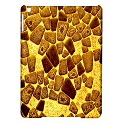 Yellow Cast Background Ipad Air Hardshell Cases