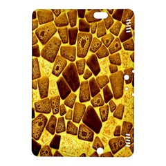 Yellow Cast Background Kindle Fire Hdx 8 9  Hardshell Case