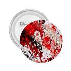 Red Fractal Art 2 25  Buttons
