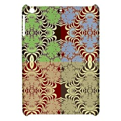 Multicolor Fractal Background Apple iPad Mini Hardshell Case