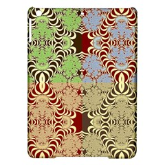 Multicolor Fractal Background Ipad Air Hardshell Cases