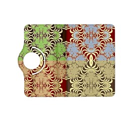 Multicolor Fractal Background Kindle Fire Hd (2013) Flip 360 Case