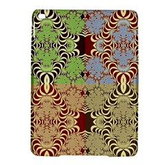 Multicolor Fractal Background Ipad Air 2 Hardshell Cases