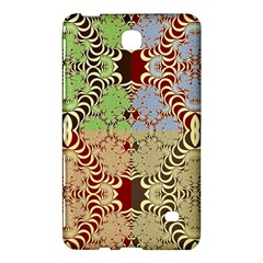 Multicolor Fractal Background Samsung Galaxy Tab 4 (7 ) Hardshell Case