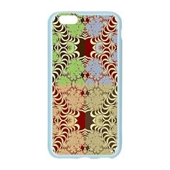 Multicolor Fractal Background Apple Seamless iPhone 6/6S Case (Color)