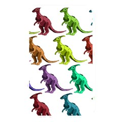 Multicolor Dinosaur Background Memory Card Reader