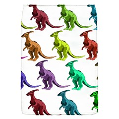 Multicolor Dinosaur Background Flap Covers (s)