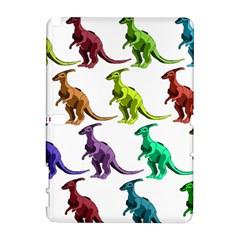 Multicolor Dinosaur Background Galaxy Note 1