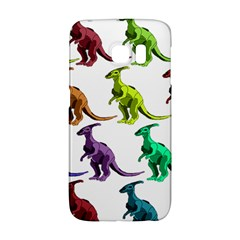 Multicolor Dinosaur Background Galaxy S6 Edge
