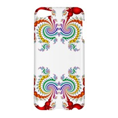 Fractal Kaleidoscope Of A Dragon Head Apple Ipod Touch 5 Hardshell Case