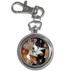 Bernese Mountain Dog Begging Key Chain Watches