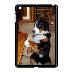 Bernese Mountain Dog Begging Apple iPad Mini Case (Black)