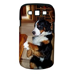 Bernese Mountain Dog Begging Samsung Galaxy S III Classic Hardshell Case (PC+Silicone)