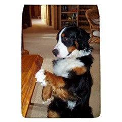 Bernese Mountain Dog Begging Flap Covers (L)