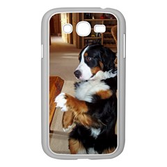 Bernese Mountain Dog Begging Samsung Galaxy Grand DUOS I9082 Case (White)