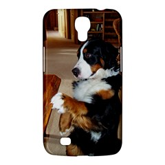 Bernese Mountain Dog Begging Samsung Galaxy Mega 6.3  I9200 Hardshell Case