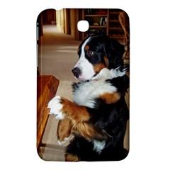 Bernese Mountain Dog Begging Samsung Galaxy Tab 3 (7 ) P3200 Hardshell Case