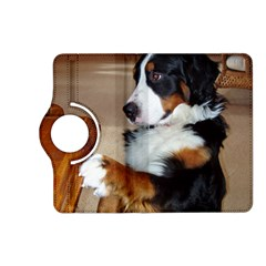 Bernese Mountain Dog Begging Kindle Fire HD (2013) Flip 360 Case