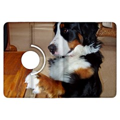 Bernese Mountain Dog Begging Kindle Fire HDX Flip 360 Case