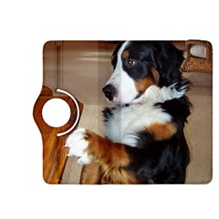 Bernese Mountain Dog Begging Kindle Fire HDX 8.9  Flip 360 Case
