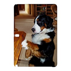 Bernese Mountain Dog Begging Samsung Galaxy Tab Pro 10.1 Hardshell Case