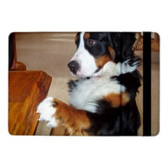 Bernese Mountain Dog Begging Samsung Galaxy Tab Pro 10.1  Flip Case