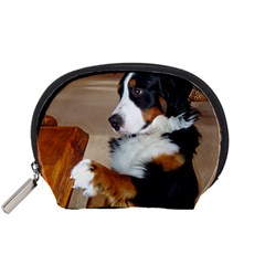 Bernese Mountain Dog Begging Accessory Pouches (Small)