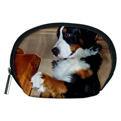 Bernese Mountain Dog Begging Accessory Pouches (Medium)