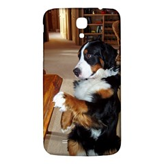 Bernese Mountain Dog Begging Samsung Galaxy Mega I9200 Hardshell Back Case
