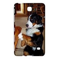 Bernese Mountain Dog Begging Samsung Galaxy Tab 4 (8 ) Hardshell Case